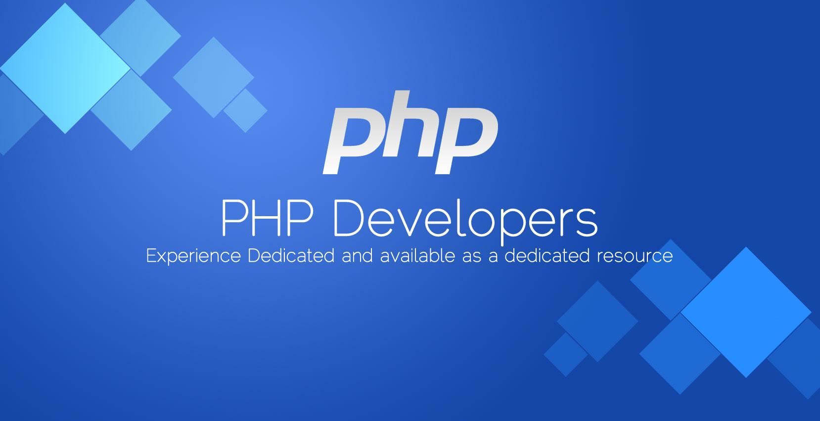 Hiring of dedicated PHP